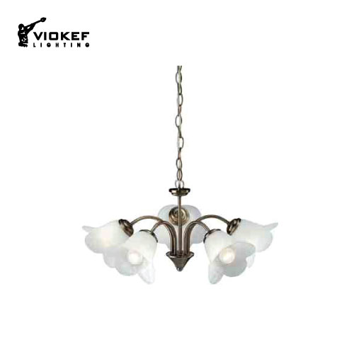 5 Lamp Chandelier